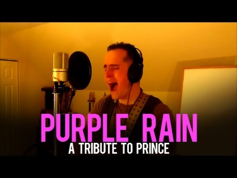 LOOP STATION MADNESS 1: Purple Rain by Prince - COVER by Phillip N Freeman