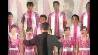 Ave Maria (M.Lauridsen) - Vox Angelica Choir Manado