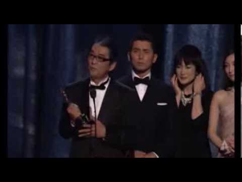 """Departures"" Wins Foreign Language Film: 2009 Oscars"