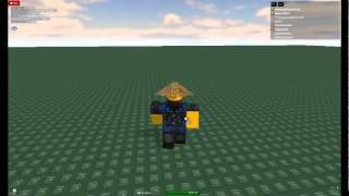 DashingNinjaWarrior's ROBLOX video