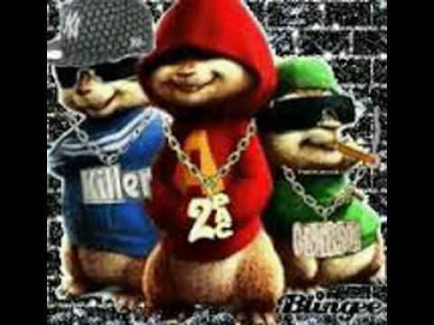 Alvin and the chipmunks rap