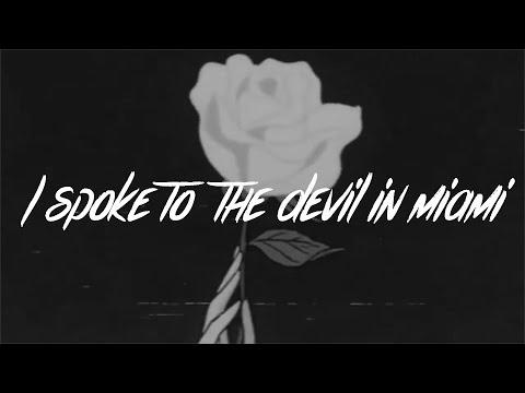 XXXTENTACION - I spoke to the devil in miami, he said everything would be fine (lyrics)