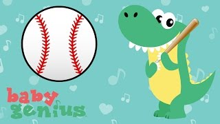 Take Me Out To The Ball Game | Favorite Children's Nursery Rhymes | Baby Genius