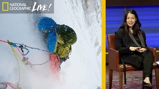 Meru: Risk and Responsibility in Climbing - Nat Geo Live