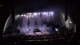 "Imagine Dragons ""I Dont Know Why"" Hollywood Bowl Concert 10-1-2017 Los Angeles, California"