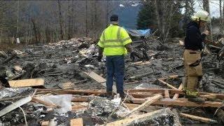 Deadly Mudslide in Washington State