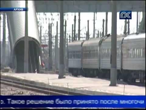 Поезд Череповец-Москва вернется к прежнему расписанию