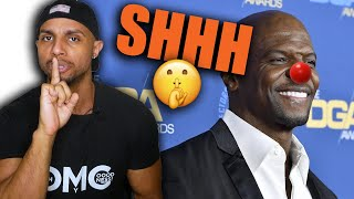 Terry Crews tweets about BLACK LIVES BETTER