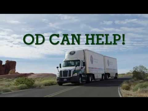 Old Dominion Freight Line -  Must Arrive By Date Services