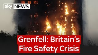 Documentary | Britain's Fire Safety Crisis