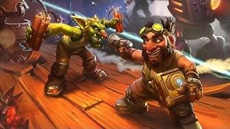 Hearthstone: Goblins gegen Gnome – Trailer