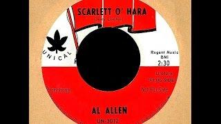 Al Allen (Wrecking Crew) - SCARLETT O'HARA (Gold Star Studio)  (1964)