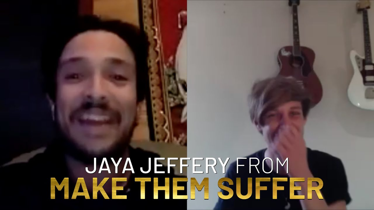 Make Them Suffer's Jaya Jeffery discusses their new album & more!