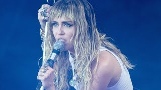 Miley Cyrus - Nothing Else Matters (Metallica Cover)