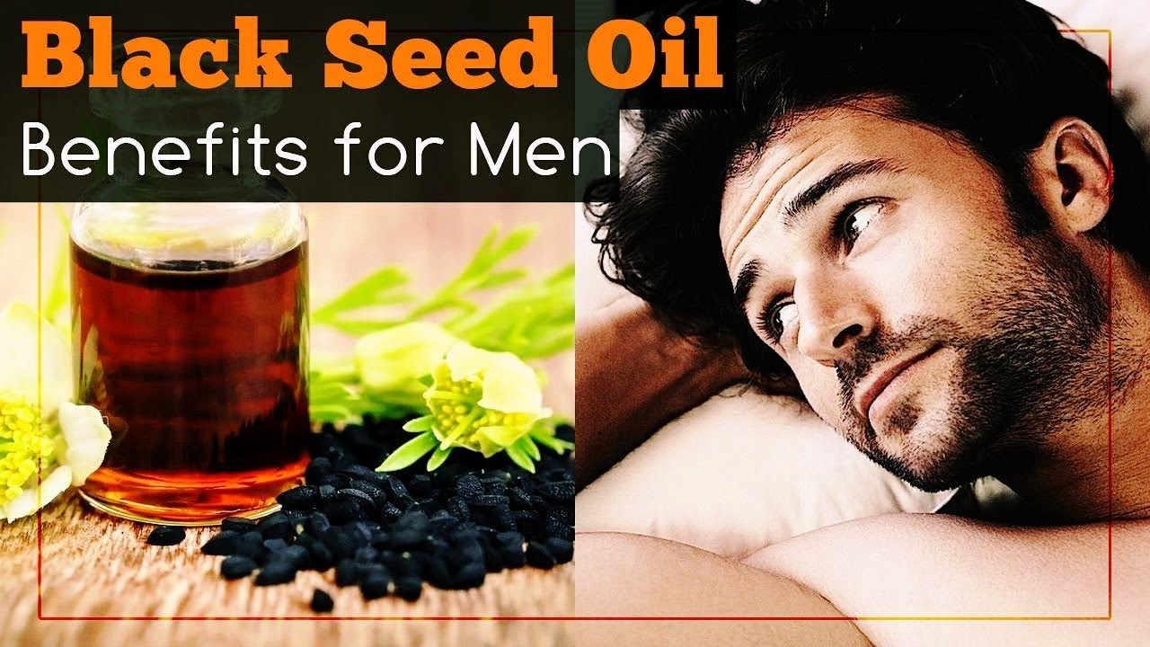 Black Seed Oil for Men: Increases Fertility, But Not