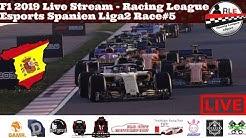 F1 2019 Spanien Livestream I Liga 2 #5 Highlight