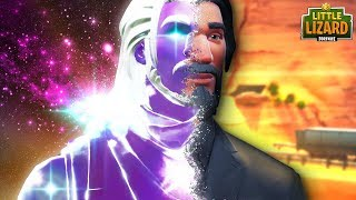 JOHN WICK has a SECRET! *Galaxy Skin*