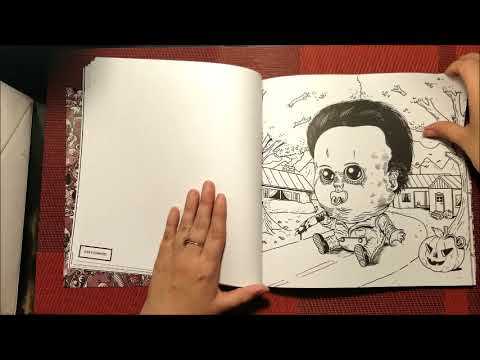 Baby Terrors by ALex Solis Flip Through and Review