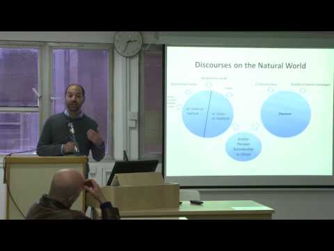 Dror Weil - Between Theology and Science: Arabo-Persian Physiology in Late Imperial China