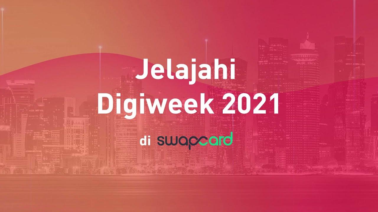 Jelajahi Platform DigiWeek 2021!