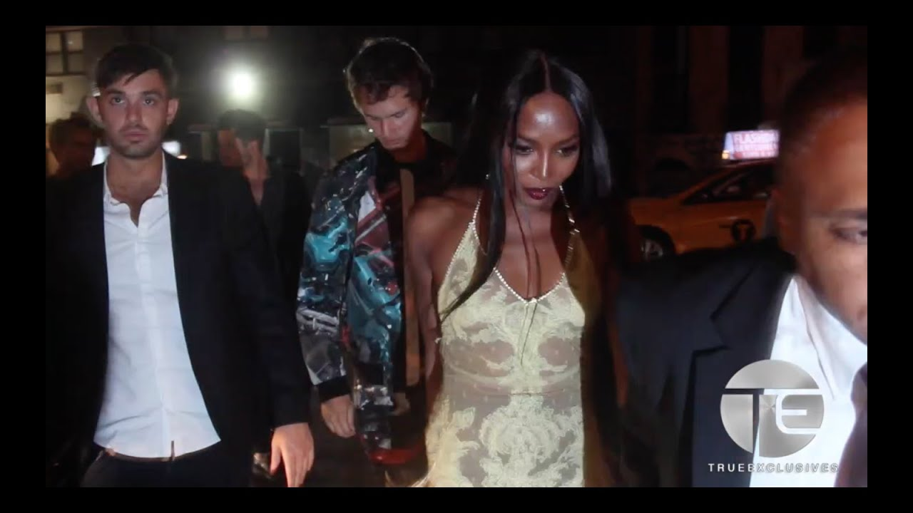 Paparazzi Naomi Campbell nude (92 photo), Sexy, Cleavage, Feet, see through 2017