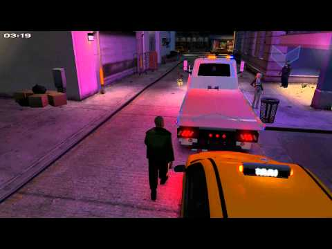 First Look: GTA IV - Stoney Point Towing
