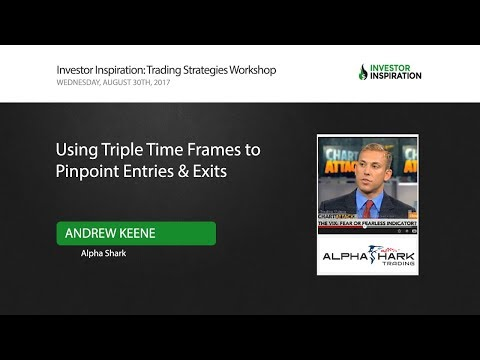 Using Triple Time Frames to Pinpoint Entries & Exits | Andrew Keene