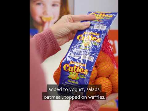 Walmart Spotlight: Chilean Clementines
