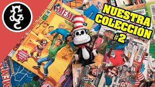 NUESTRA COLECCIÓN DE CÓMICS #2   Gatto Comics