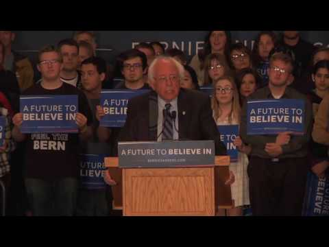 Bernie Sanders | Fargo, North Dakota | 5/13/2016 | The Full Event