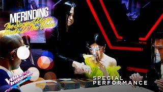 Download The Sacred Riana Bikin Para Coach Merinding   Semifinal   The Voice Kids Indonesia Season 4 GTV 2021