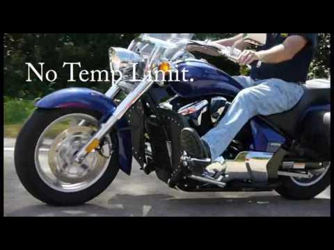 Follow the Leader: Desert Dawgs Motorcycle Rain Guards ...