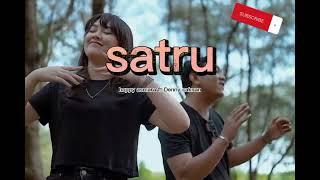 SATRU - DENNY CAKNAN ft. HAPPY ASMARA || Lirik