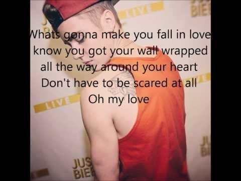 Fall Acoustic w/Lyrics-Justin Bieber