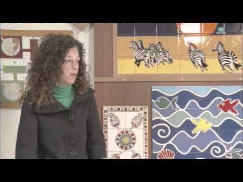 Ceramicas tubat azulejos artisticos doovi - Murales de azulejos ...