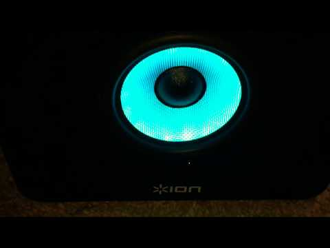 ION FLASH CUBE BLUETOOTH SPEAKER REVIEW AND SOUND TEST!!