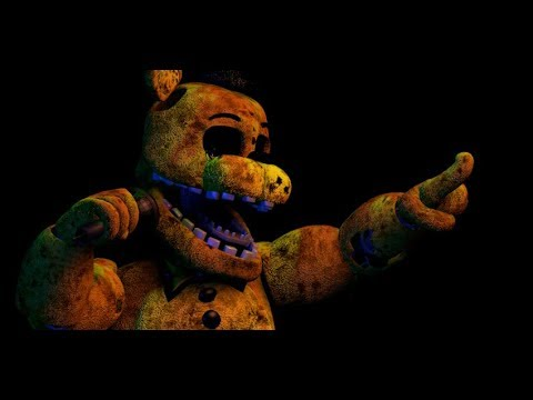 [C4d/FNaF] (Preview) Thunder || By Imagine Dragons