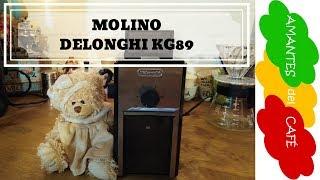 Molino Delonghi KG89