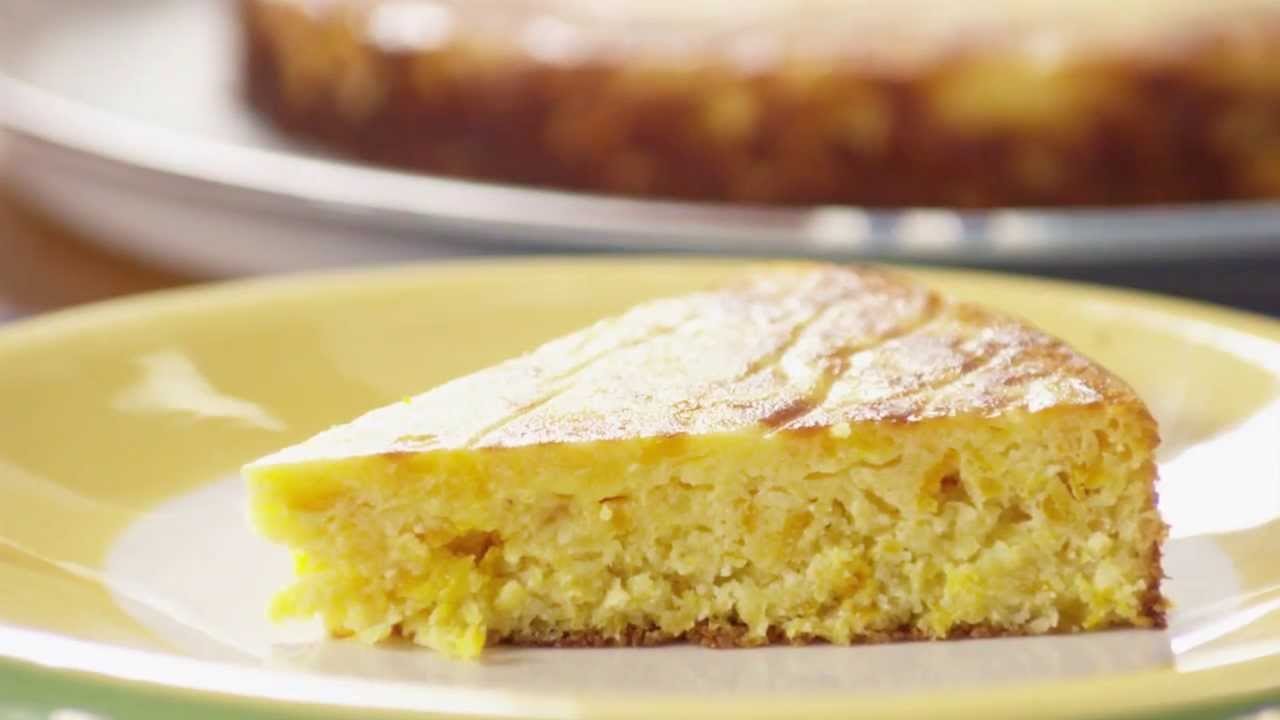 How to Make Gluten Free Orange and Almond Cake