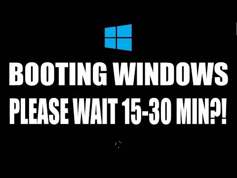 Windows Takes 15-30 Minutes To Boot?!  How To Troubleshoot A Slow Starting Computer