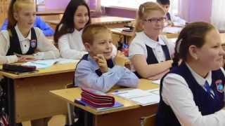 Один день в школе №12