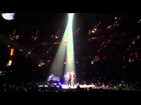 Coldplay Warning Sign