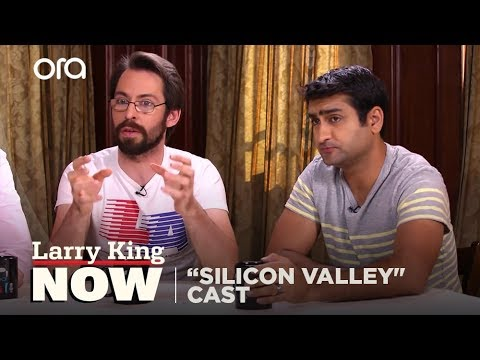 """The Loss Of Peter Gregory   """"Silicon Valley"""" Cast   Larry King Now - Ora TV"""