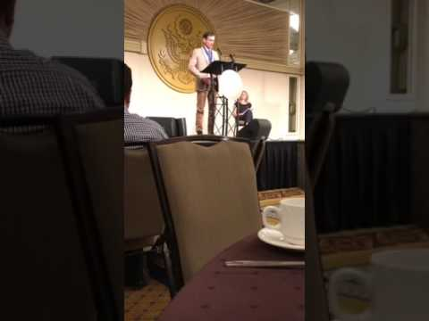 My Jefferson Award Speech