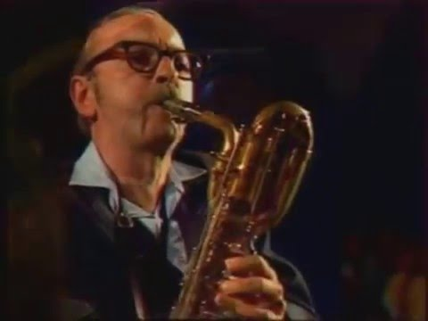 Lionel Hampton & Pepper Adams, Nice 1978 - M Squad Theme