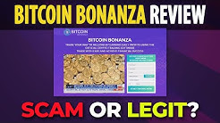 Bitcoin Bonanza Review 2020 ► [Does it really work?]