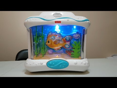 How To Refill A Fisher Price Aquarium