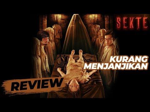 Review SEKTE (2019) -  Film Horor Indonesia Yang Beda