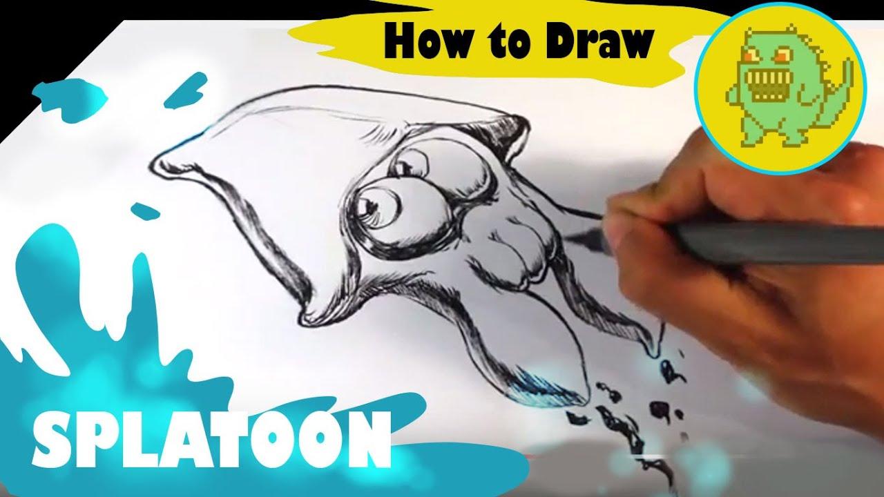 splatoon 2 how to draw