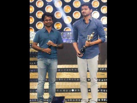 Super speech of Ilaya Thalabathi Vijay at Vijay awards 2014 uncut version